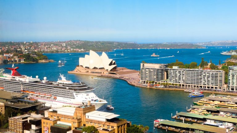 shangrila hotel sydney review