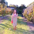 fruit picking in Autumn