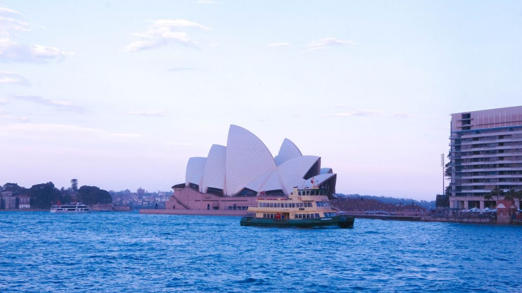 Sydney Harbour review